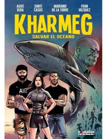 Kharmeg: Salvar el Oceano