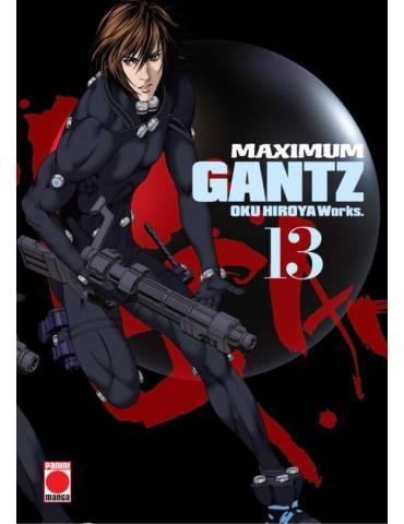 Gantz Maximum 13