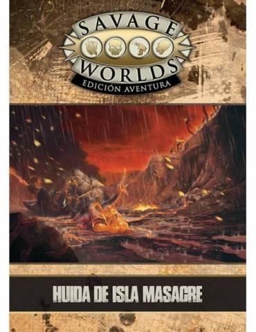 Huida de Isla Masacre