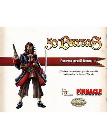 Encarte 50 Brazas