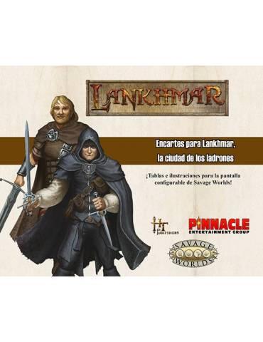 Encarte Lankhmar