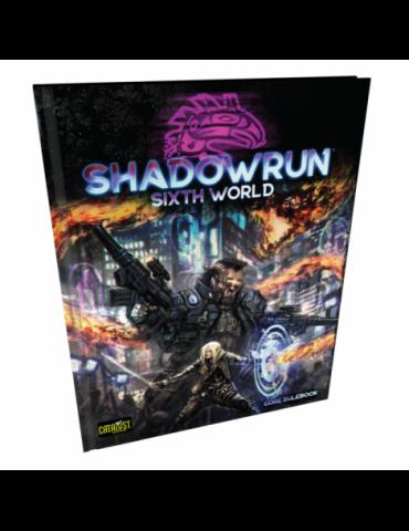 Shadowrun: Sixth World Core...