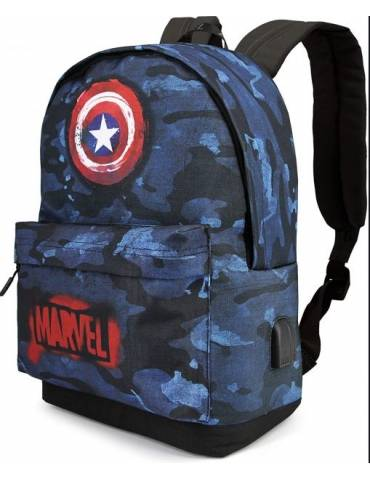 Mochila Capitán América -...