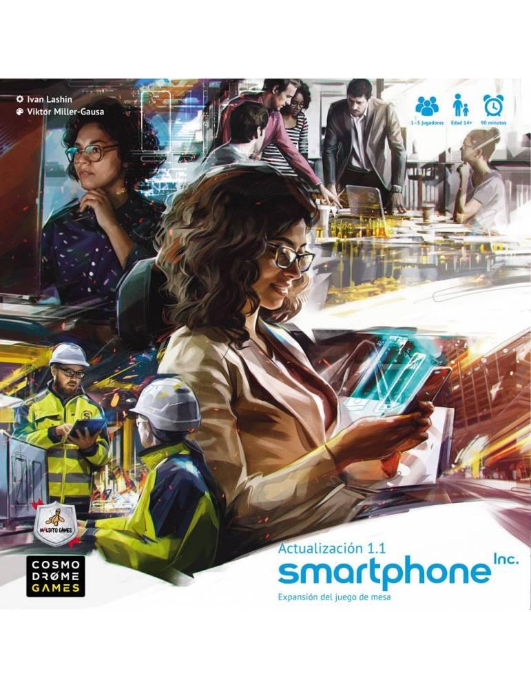 Smartphone Inc.: Actualización 1.1