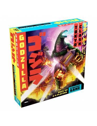 Godzilla: Tokyo Clash (Inglés)