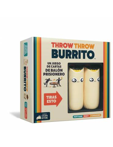 Throw Throw Burrito...