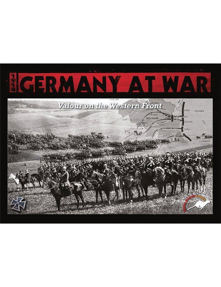 1914 Germany at War (Castellano)
