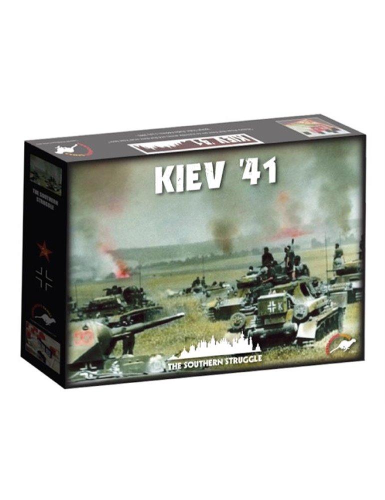 Kiev ´41 (Castellano) (Edición Kickstarter)