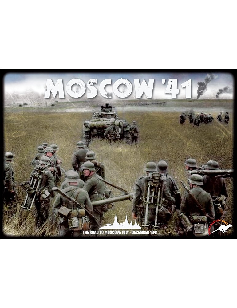 Moscow ´41 (Castellano) (Edición Kickstarter)