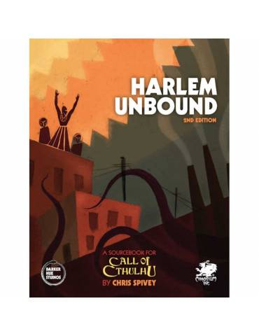 Call of Cthulhu: Harlem...
