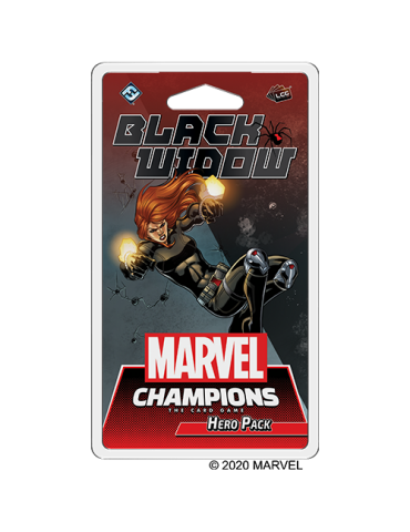 Marvel Champions: Black...