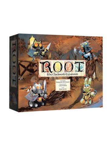 Root: The Clockwork...