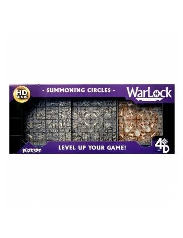 WarLock Tiles: Summoning...