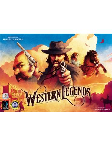 Western Legends (Castellano)
