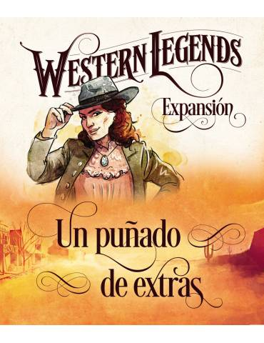 Western Legends: Por un...