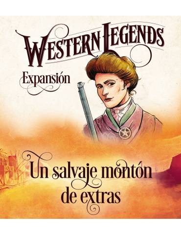 Western Legends: Un salvaje...