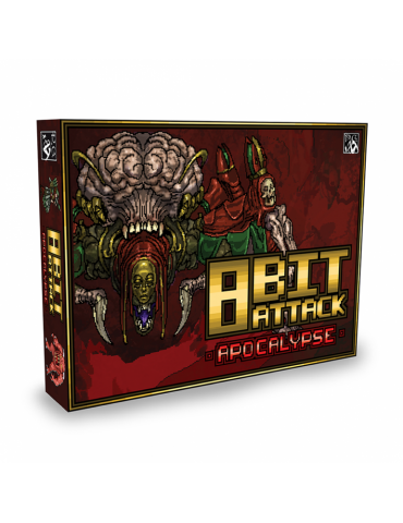 8-Bit Attack: Apocalypse