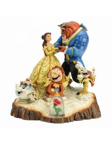 Estatua Disney: Baile La...
