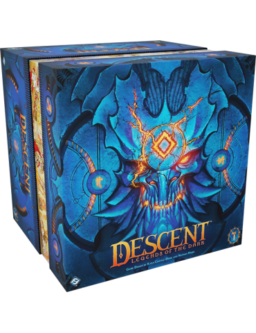 Descent: Legends of the Dark (Inglés)