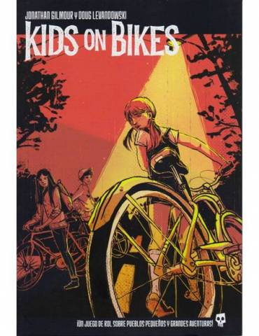 Kids on Bikes (Castellano)