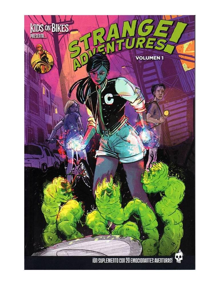 Strange Adventures! Vol. 1 (Castellano)