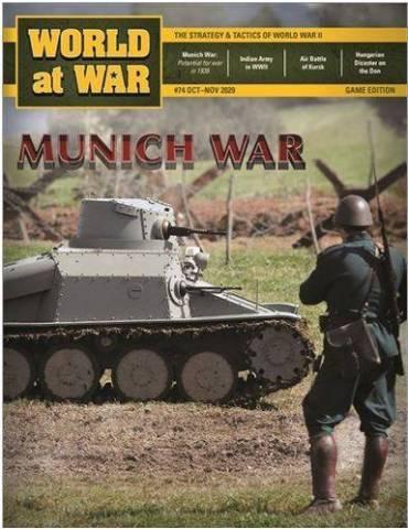 Munich War: World War II in Europe 1938