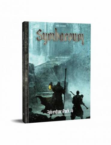 Symbaroum - Adventure Pack 4 (Inglés)
