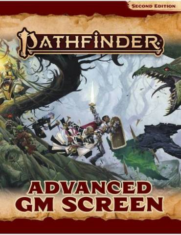 Pathfinder Advanced GM Screen