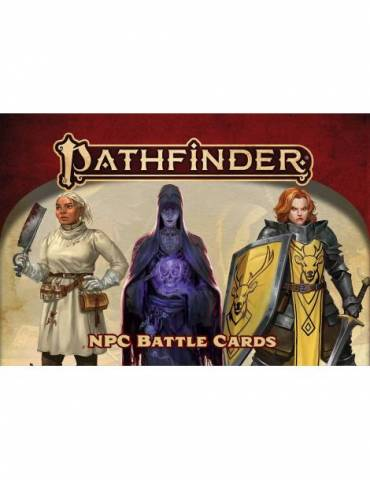 Pathfinder NPC Battle Cards