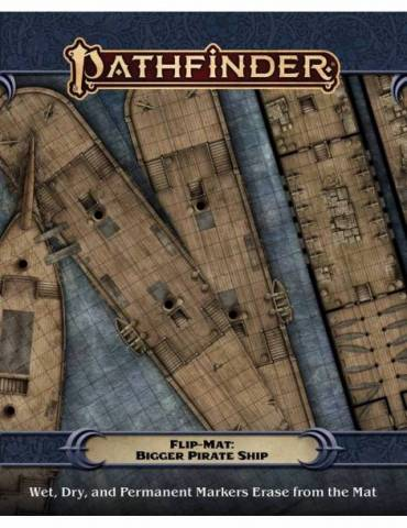 Pathfinder Flip-Mat: Bigger Pirate Ship