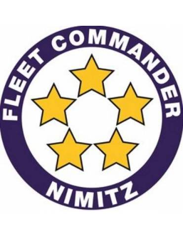 Fleet Commander Nimitz Upgrade Kit