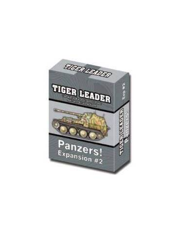 Tiger Leader: Panzers! Expansion 2