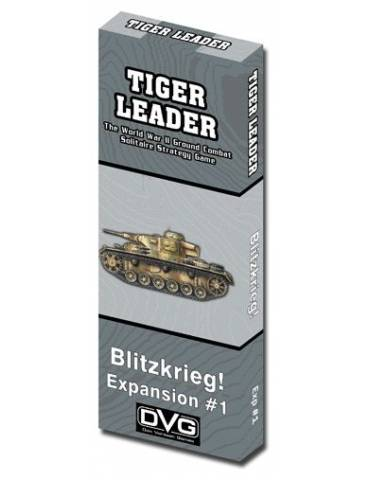 Tiger Leader: Blitzkrieg!...