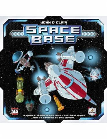 Space Base (Castellano)