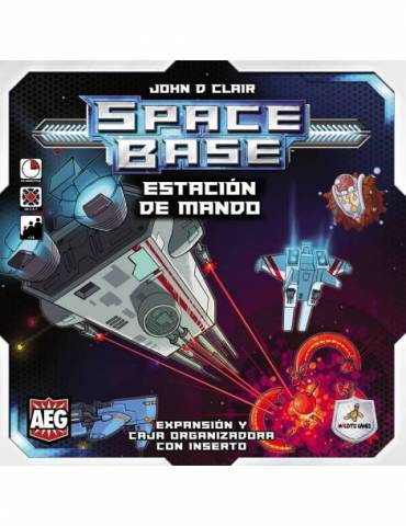 Space Base: Estación de Mando (Castellano)