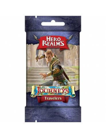Hero Realms: Journeys - Travelers (Inglés)
