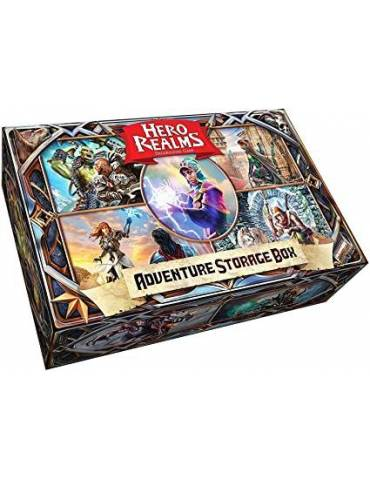 Hero Realms: Adventure Storage Box (Inglés)
