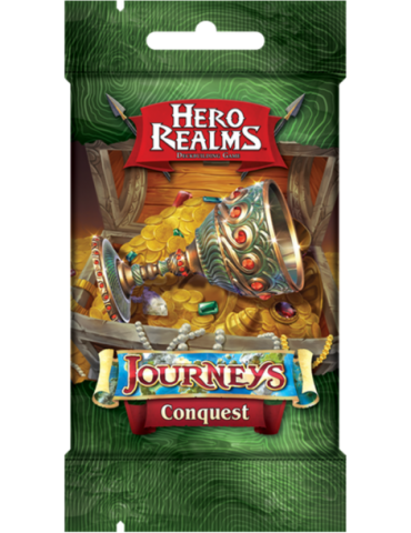 Hero Realms: Journeys - Conquest (Inglés)