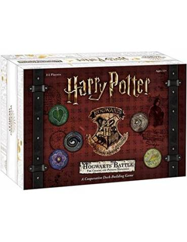 Harry Potter: Hogwarts Battle - The Charms and Potions Expansion (Inglés)