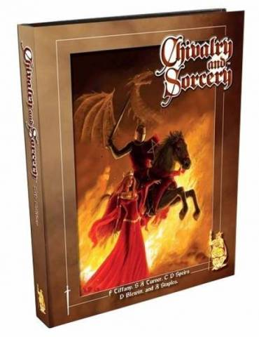 Chivalry & Sorcery 5th Edition Core Rulebook