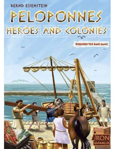 Peloponnes: Heroes and Colonies