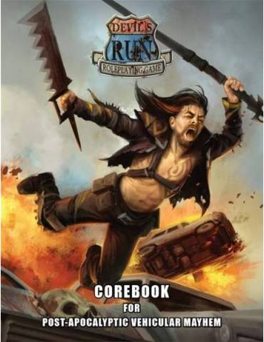 Devil's Run the Roleplaying Game Core Book