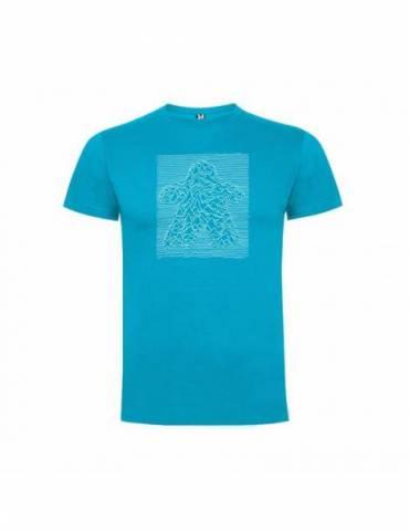 Camiseta Unisex Meeple Division