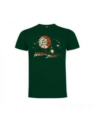 Camiseta Unisex Meeple Jones