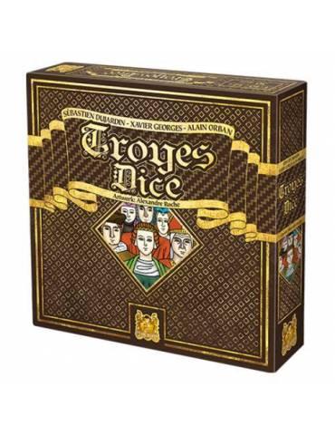 Troyes Dice (Inglés)