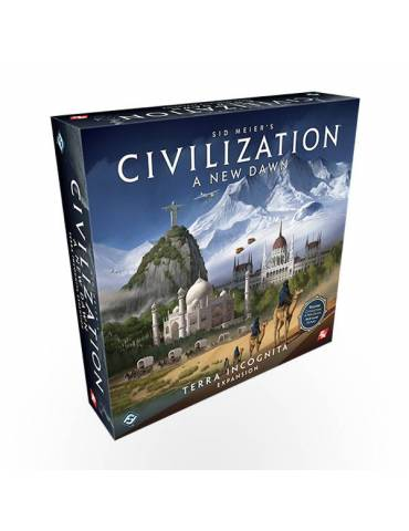 Civilization: A New Dawn - Terra Incognita (Inglés)