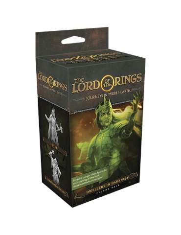 The Lord of the Rings: Journeys in Middle-earth - Dwellers in Darkness Figure Pack (Inglés)