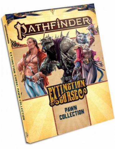Pathfinder Extinction Curse Pawn Collection