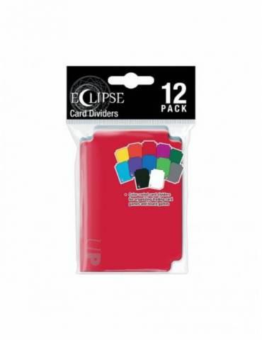 Divider Pack Eclipse Multicolor 12 Unidades - Ultra Pro