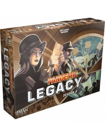 Pandemic Legacy: Season 0 (Inglés)
